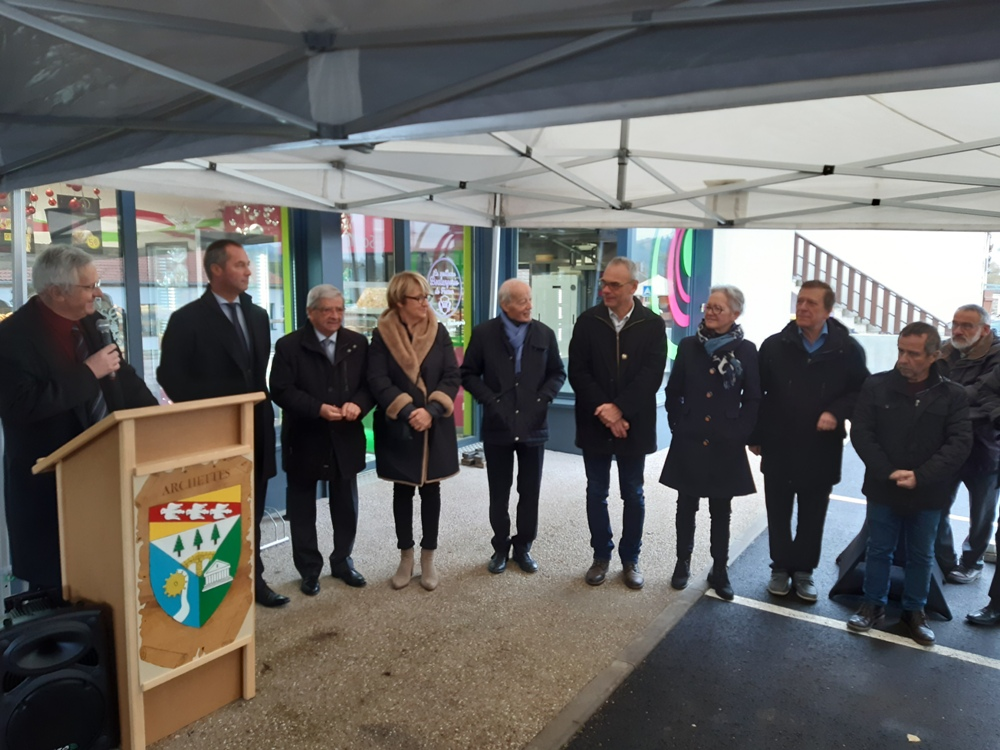 Inauguration cellules co1 23112019